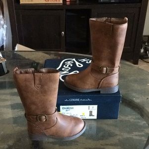 New osh kosh maryilyn girls boots